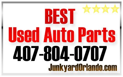 best used auto parts junkyard
